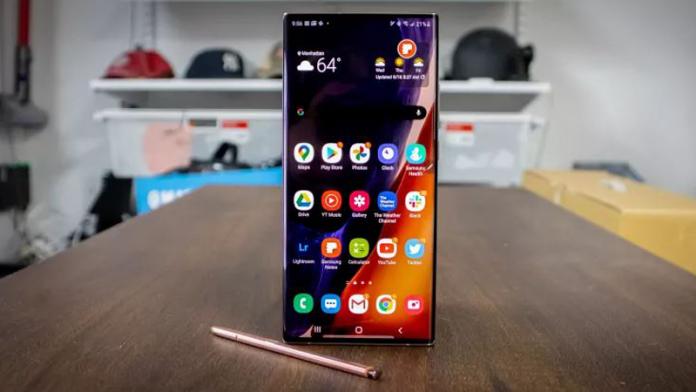 بررسی سامسونگ Galaxy Note 20 Ultra