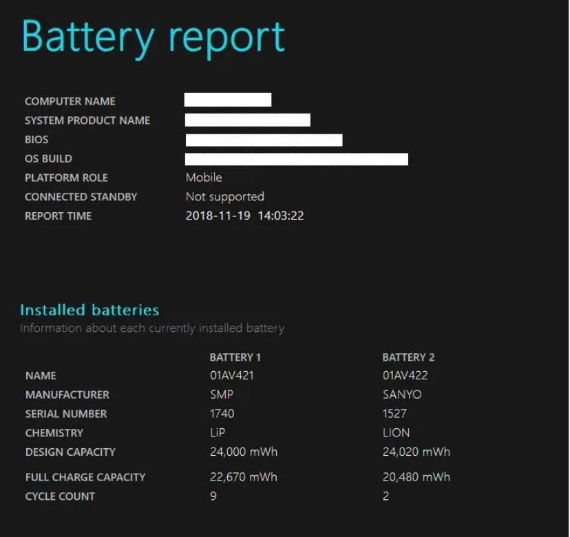 افزایش عمر باتری لپتاپ