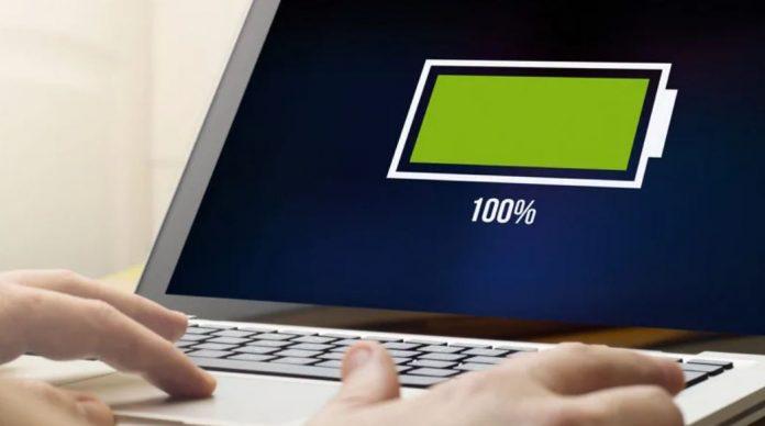 آموزش افزایش عمر باتری لپتاپ