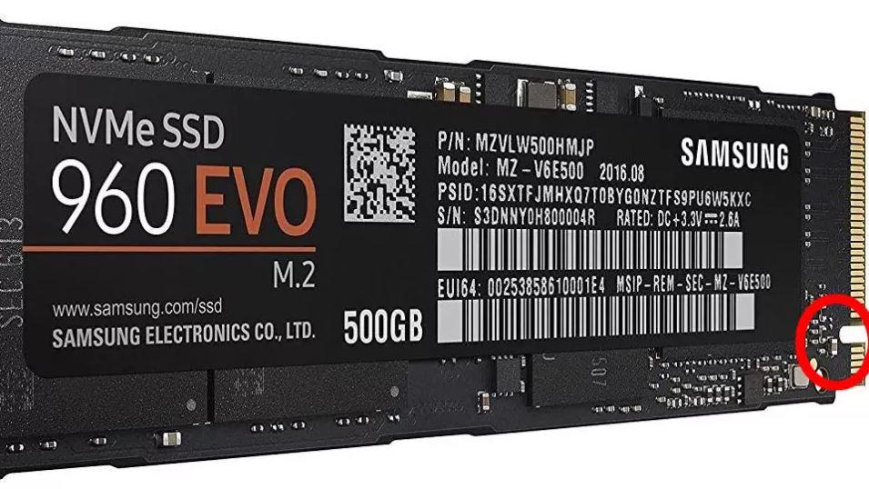 آموزش نصب حافظه M.2 SSD