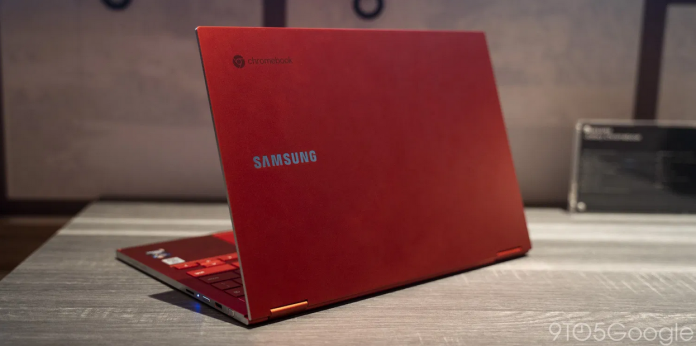 Galaxy Chromebook 2