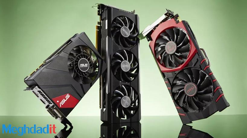 مقایسه کارت گرافیک انویدیا و AMD