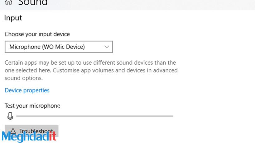 استفاده از گوشی به عنوان میکروفون در کامپیوتر