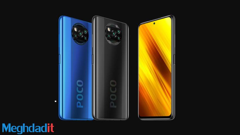 مقایسه Poco X3 و ردمی نوت 9 پرو