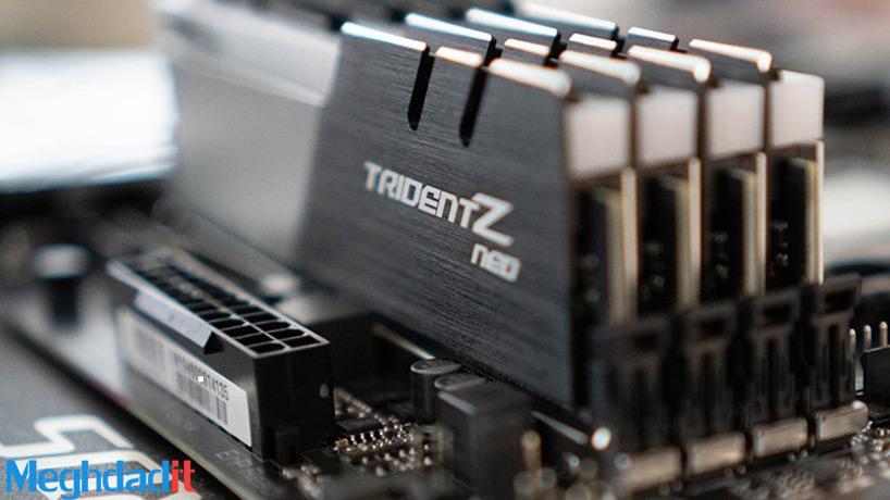تفاوت بین DDR3 و DDR4