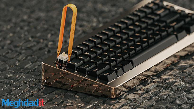 صفحه کلید مکانیکی
