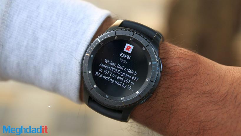 بهترین ساعت هوشمند سامسونگ