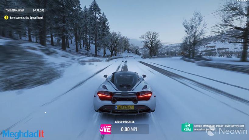 بررسی بازی Forza Horizon 4
